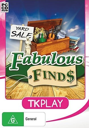 Fabulous Finds (TK play) - PC Games