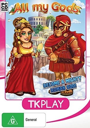 All my Gods (TK play) - PC Games