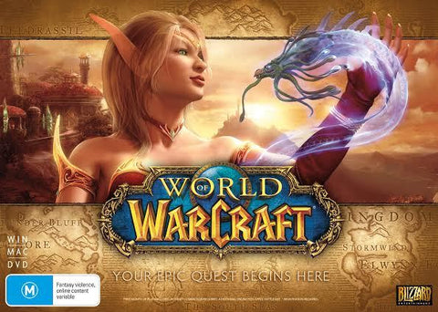 World of Warcraft Battle Chest - PC Games
