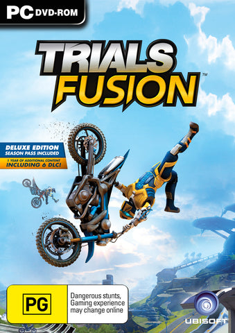 Trials Fusion - PC Games