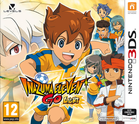 Inazuma Eleven GO: Light - Nintendo 3DS