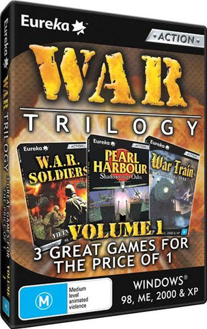 Eureka War Trilogy Vol 1 - PC Games