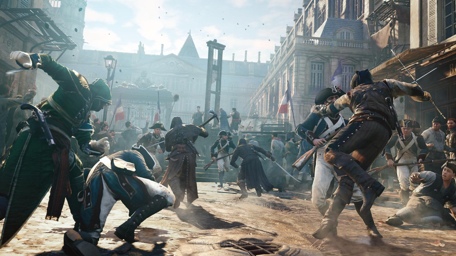 Assassin's Creed Unity - PS4