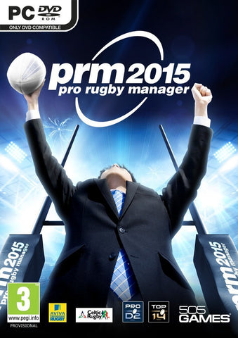 Pro Rugby Manager 2015 - PC Games