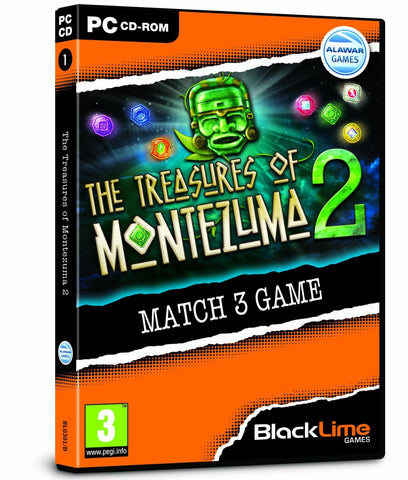 Treasures of Montezuma 2 - PC Games