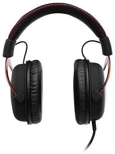HyperX Cloud II Pro Gaming Headset (Red) - PC Games