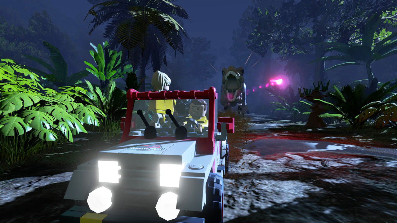 LEGO Jurassic World - PS4