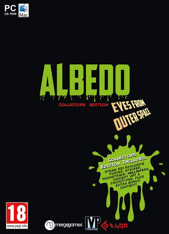 Albedo: Eyes from Outer Space Collector's Edition - PC Games
