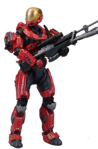 Halo Spartan Eva Team Red Exclusive Figure