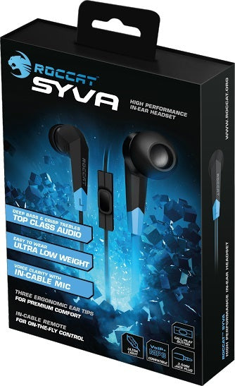 ROCCAT Syva High Performance In-Ear Headset