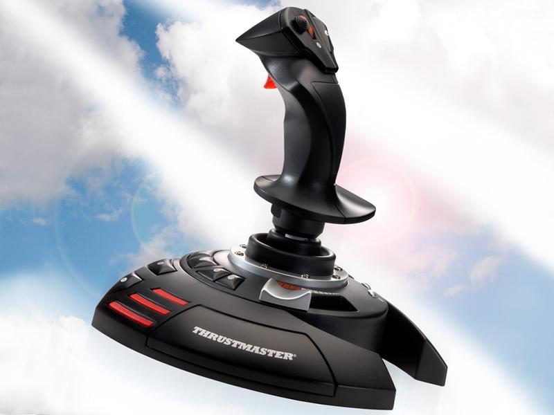 Thrustmaster Flight Stick X (PC & PS3) - PC Games
