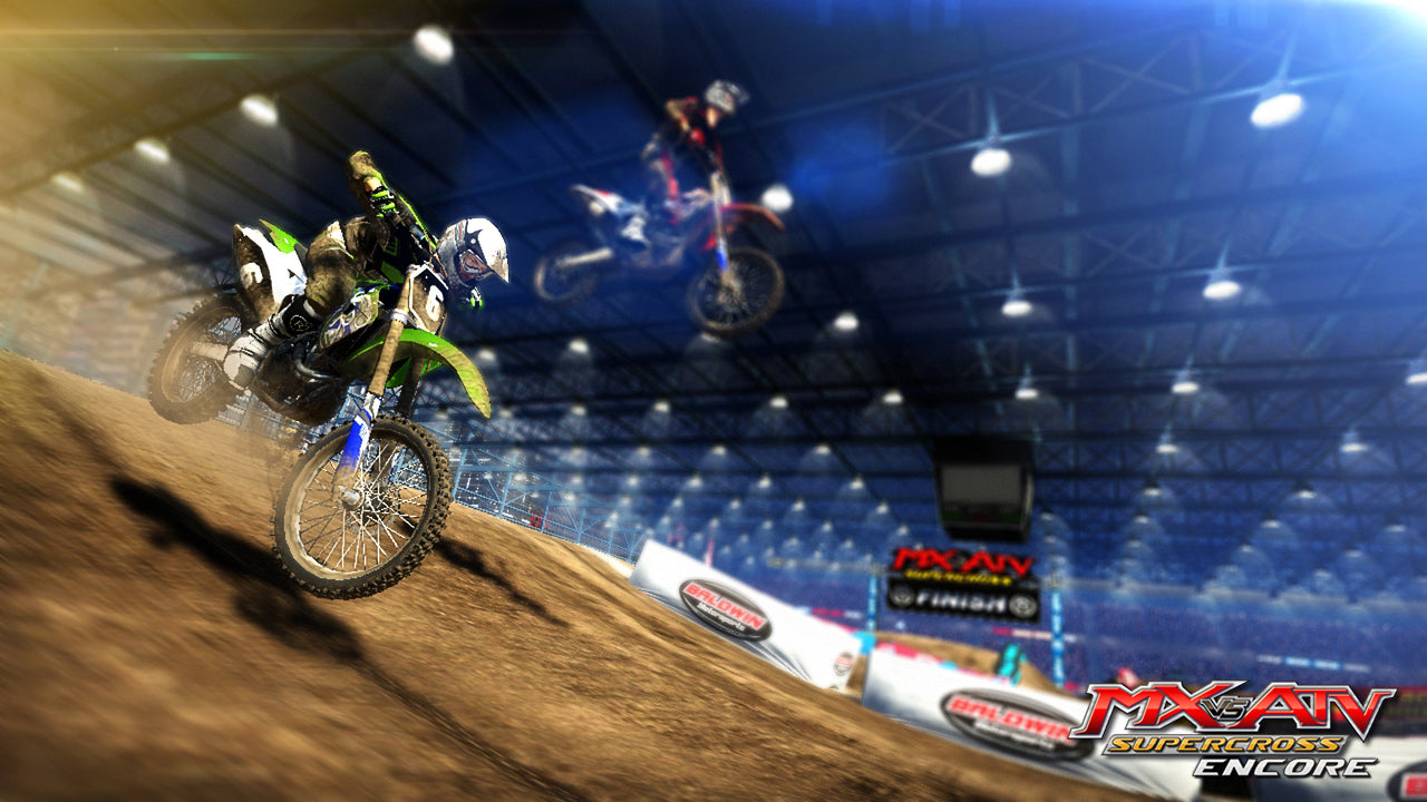 MX Vs ATV: Supercross Encore Edition - PS4