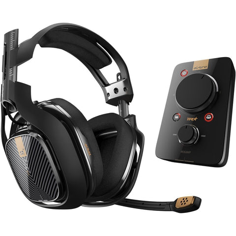 Astro A40 TR + MixAmp Pro Gaming Headset (Black) - PS4