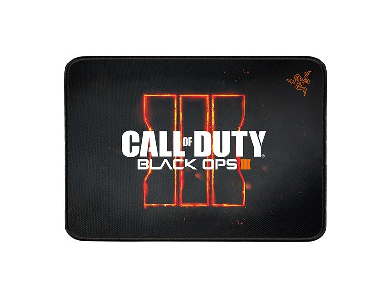 Razer Call of Duty: Black Ops III Goliathus Speed Edition Gaming Mouse Mat (Medium) - PC Games