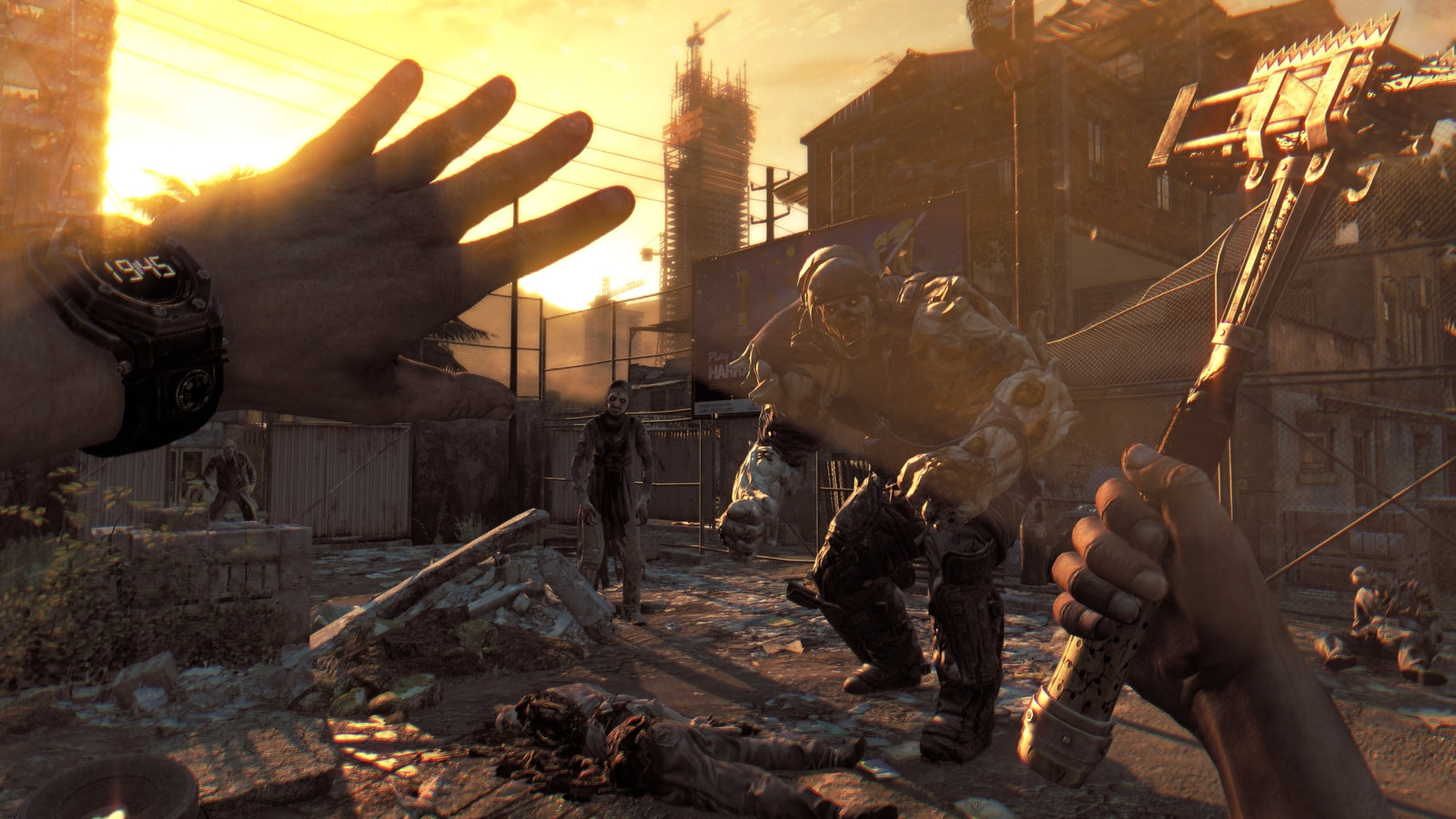 Dying Light: The Following – Enhanced Edition - Xbox One