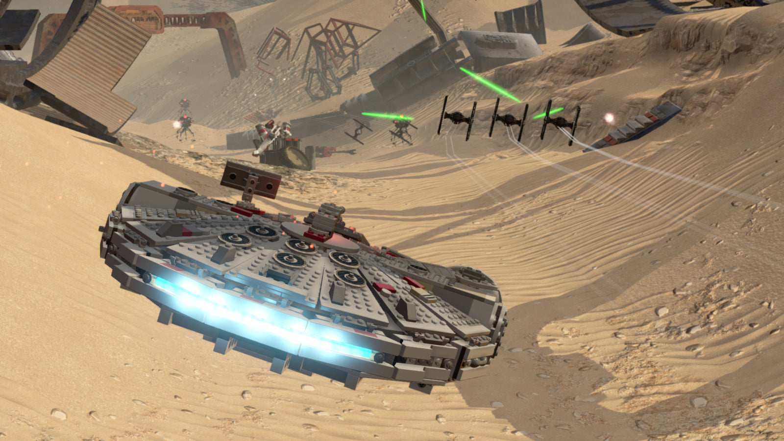 LEGO Star Wars: The Force Awakens - PC Games