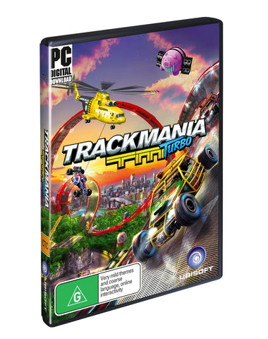 Trackmania Turbo - PC Games