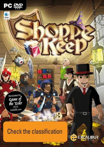 Shoppe Keep - PC Games