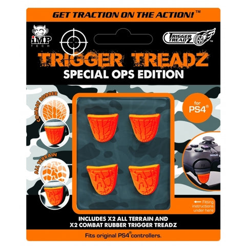 iMP Trigger Treadz Special Ops Edition for PS4 Controller - PS4