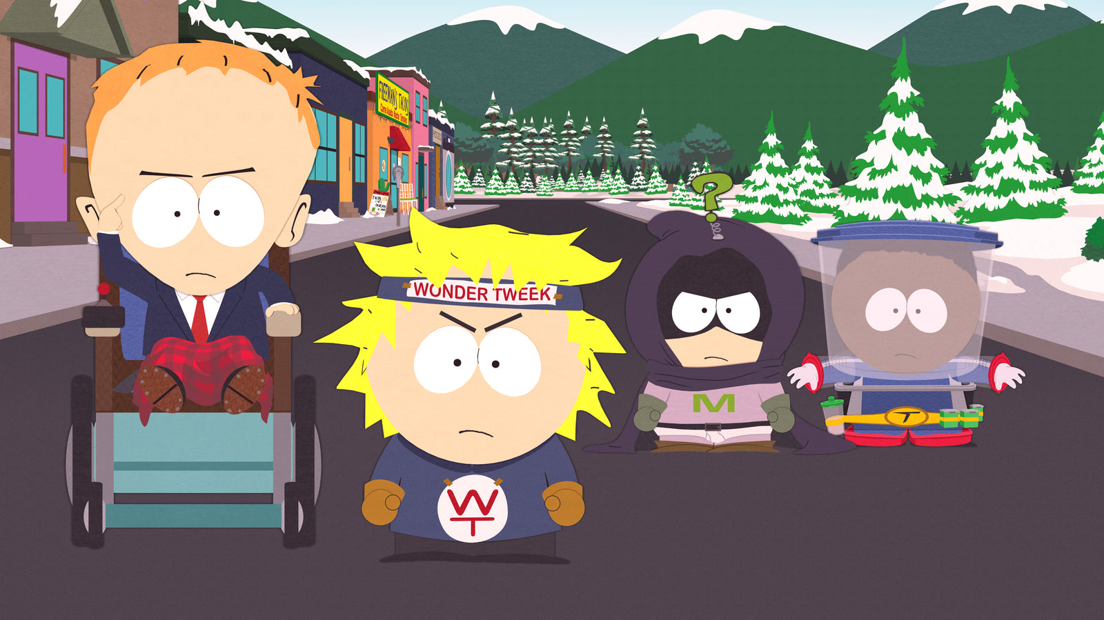 South Park: The Fractured But Whole (Uncut) - PS4