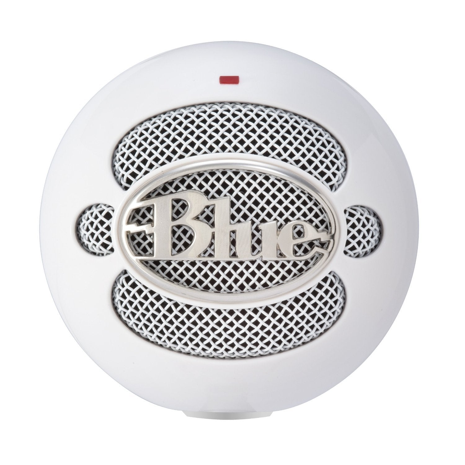 Blue Microphones Snowball iCE USB Condenser Microphone (White)