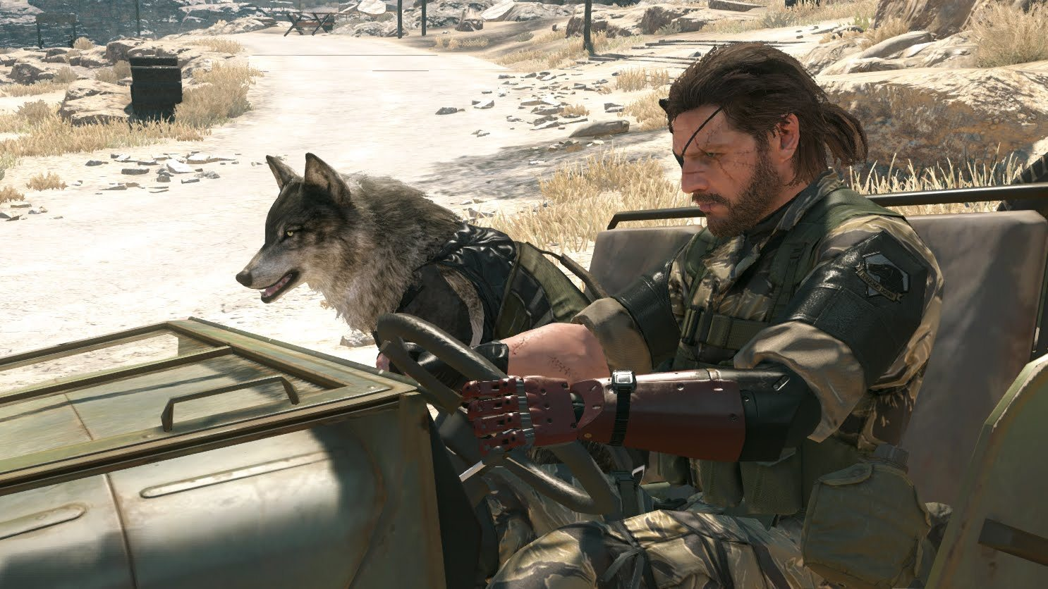 Metal Gear Solid V: The Definitive Experience - Xbox One