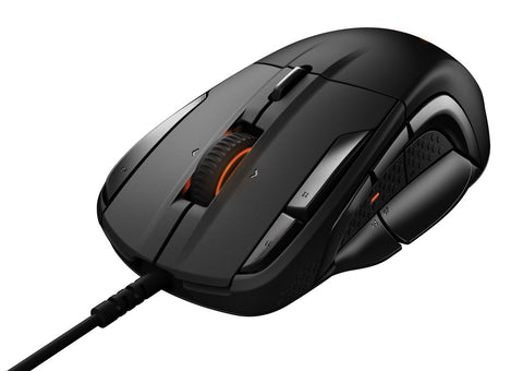 SteelSeries Rival 500 MMO Gaming Mouse - PC Games