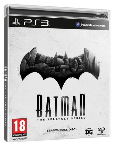 Batman: The Telltale Series - PS3