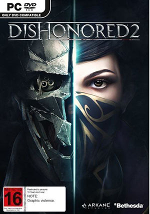Dishonored 2 - Rigs Bonus Item! - PC Games