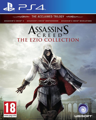 Assassin's Creed: Ezio Collection - PS4