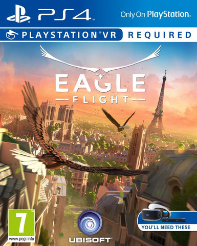 Eagle Flight - PS4