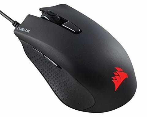Corsair Harpoon RGB 6000 DPI Optical Gaming Mouse - PC Games