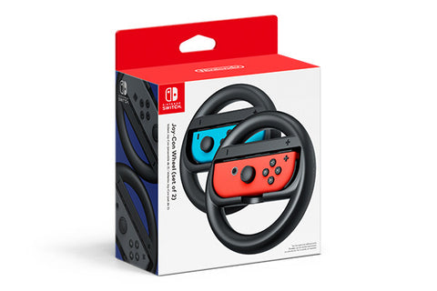 Nintendo Switch Wheel (set of 2)
