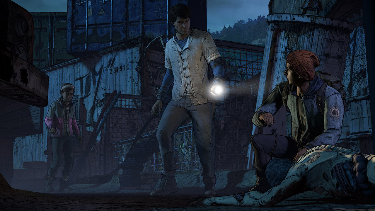 The Walking Dead - Telltale Series: The New Frontier - Xbox One