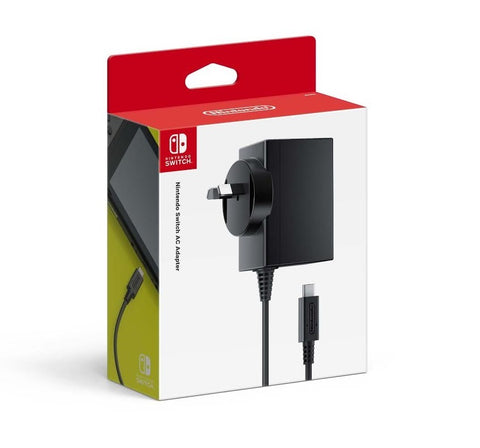 Nintendo Switch AC Adapter - Nintendo Switch