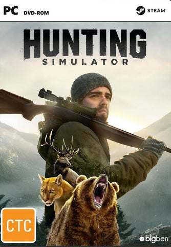 Hunting Simulator - PC Games
