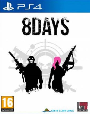 8 Days: Peace Sells Edition - PS4