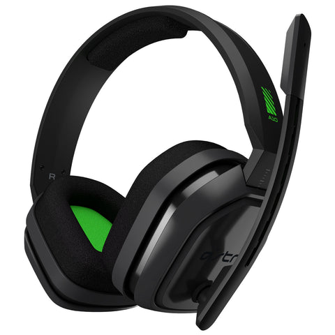 Astro A10 Wired Headset (Grey/Green) - Xbox One