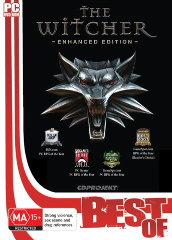 The Witcher: Enhanced Edition (Best Of) - PC Games