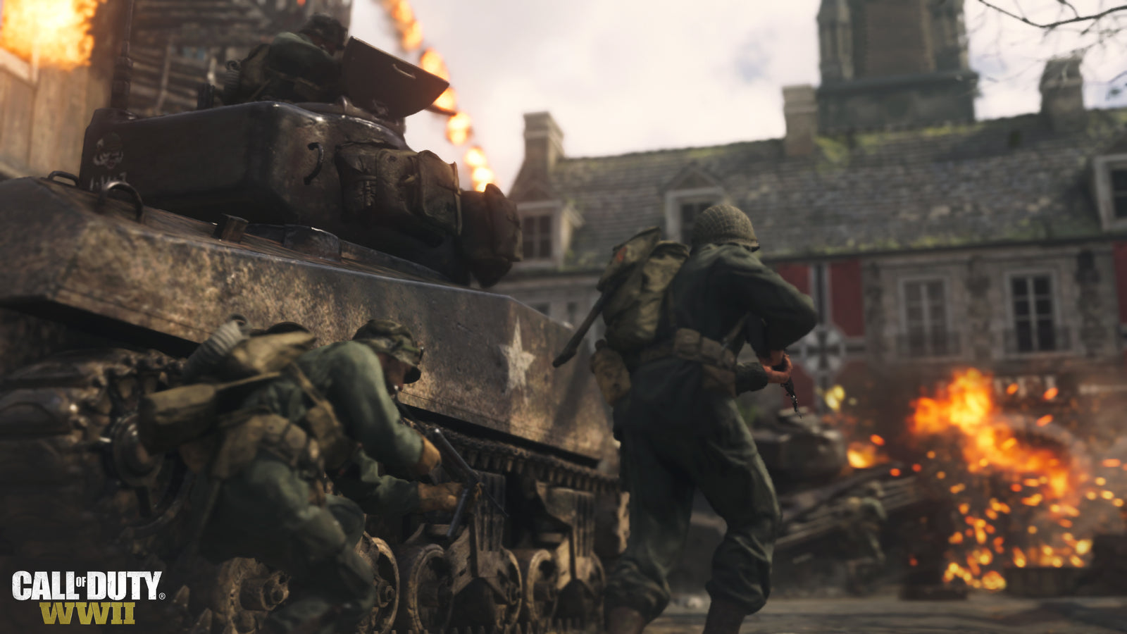 Call of Duty: WWII - Xbox One