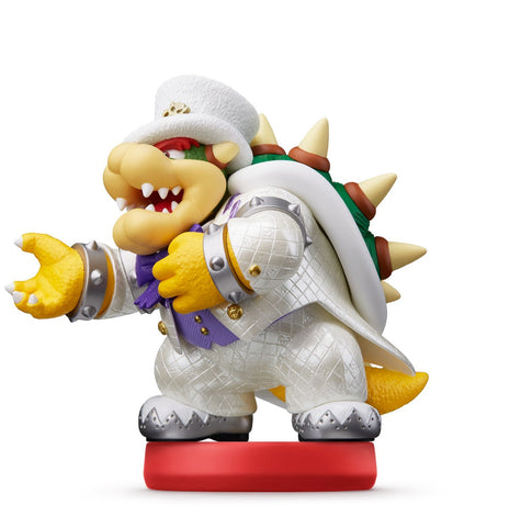 Nintendo Amiibo Bowser - Super Mario Odyssey Collection