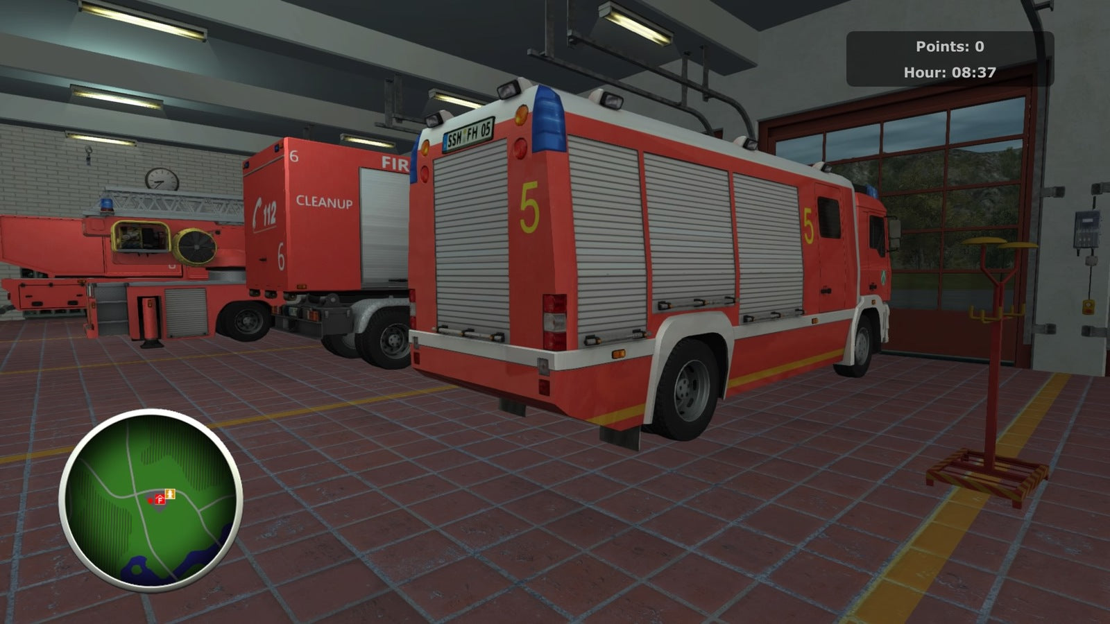 Firefighters – The Simulation - PC Games