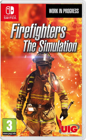 Firefighters – The Simulation - Nintendo Switch