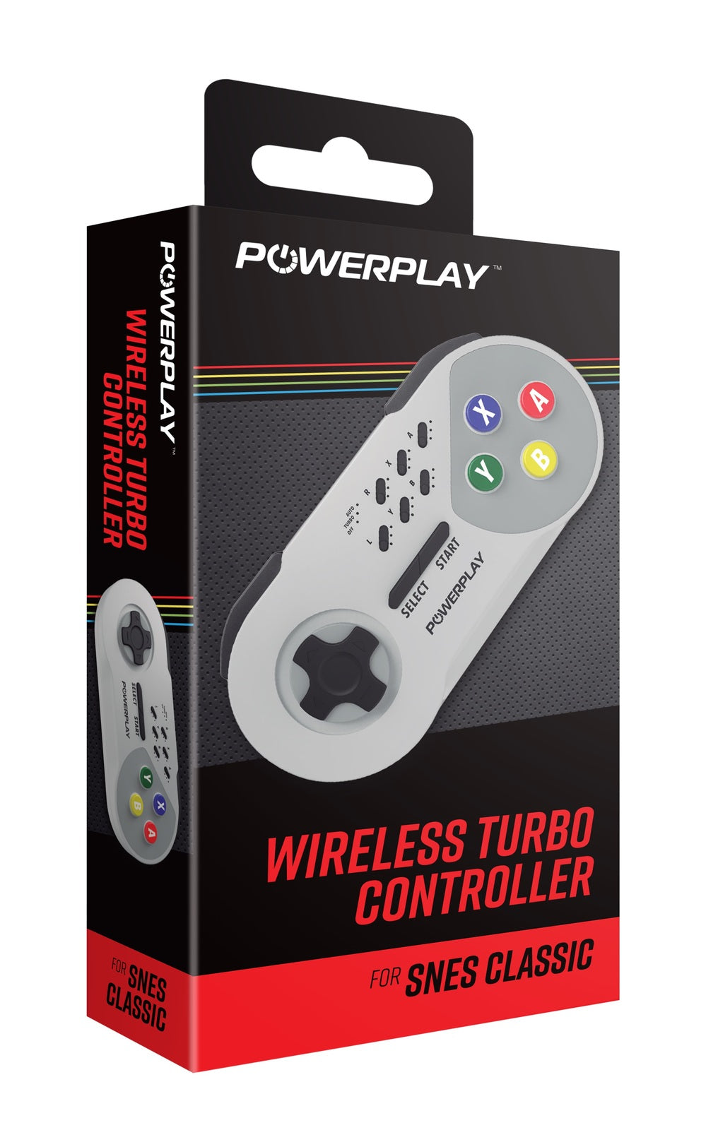 PowerPlay SNES Wireless Turbo Controller