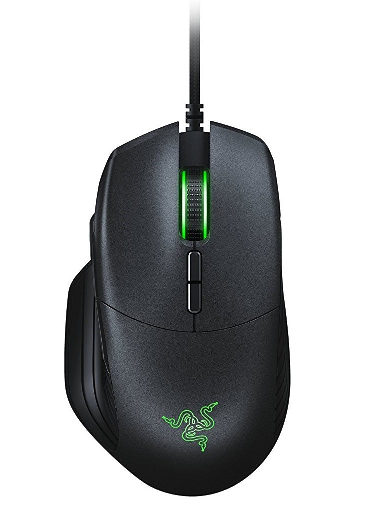 Razer Basilisk Wired Gaming Mouse - PC Games