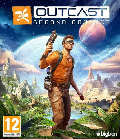 Outcast: Second Contact - PC Games