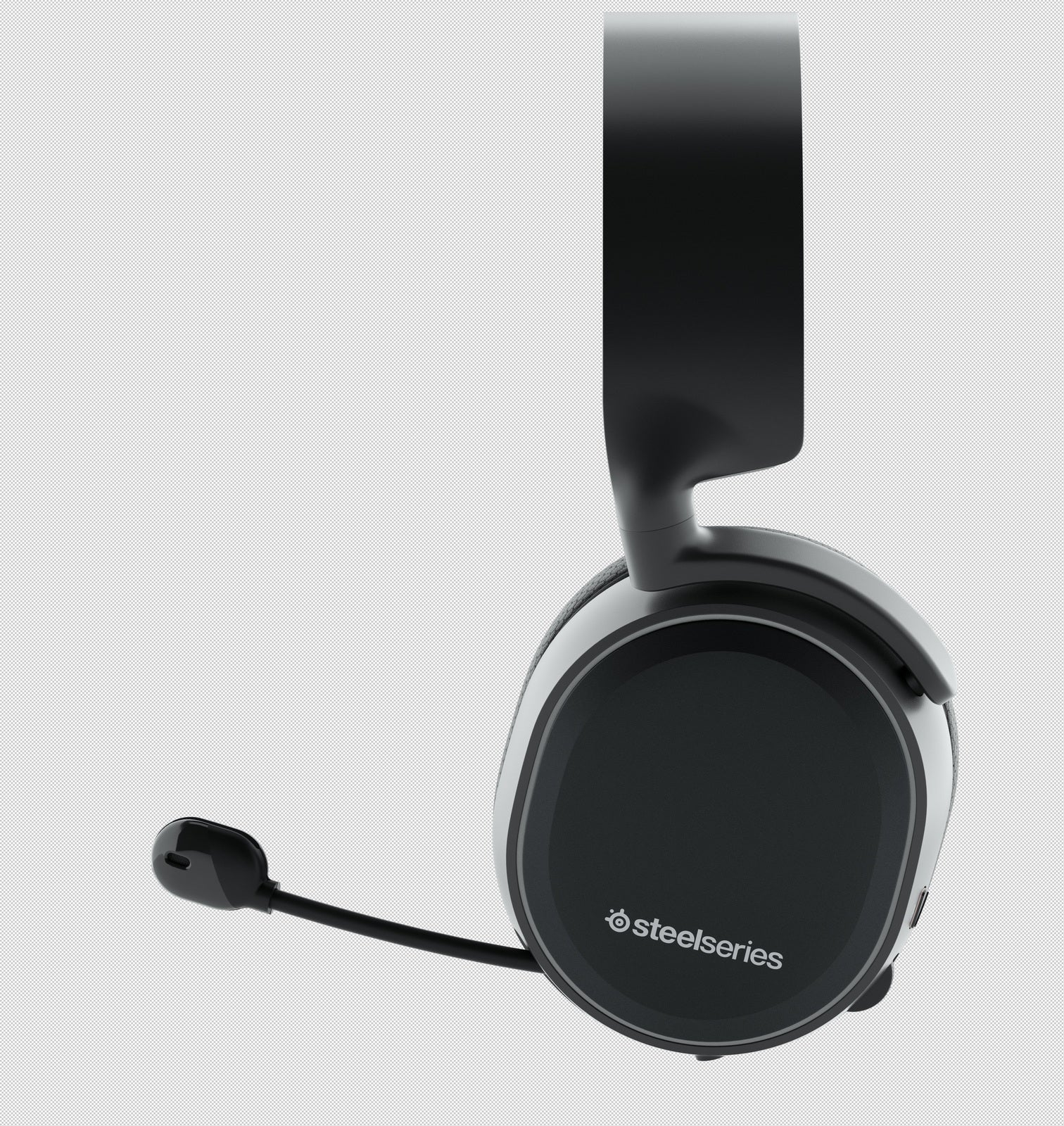 SteelSeries Arctis 3 Bluetooth Headset (Black) - PC Games