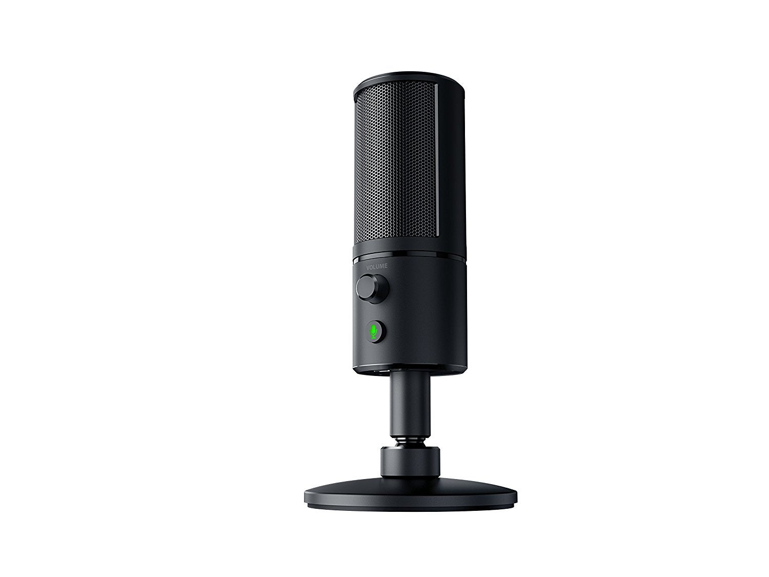 Razer Seiren X USB Digital Condenser Microphone - PC Games