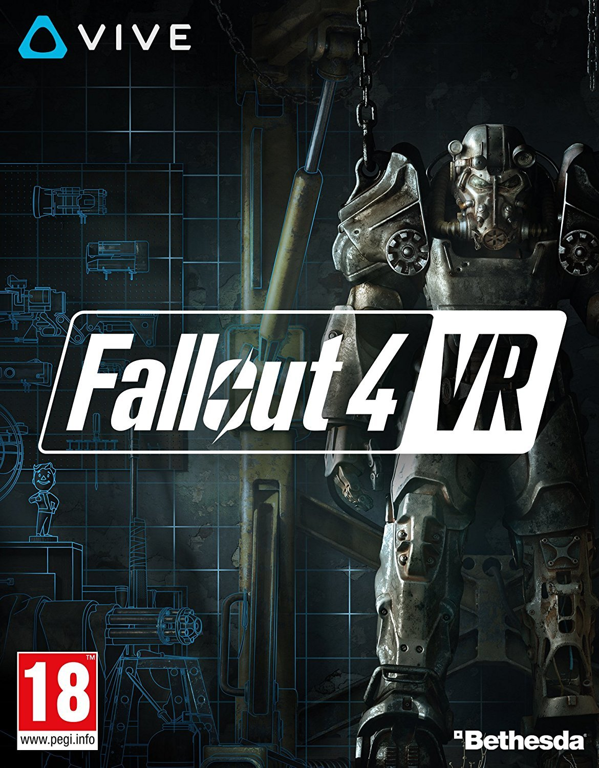 Fallout 4 VR (code in box) - PC Games