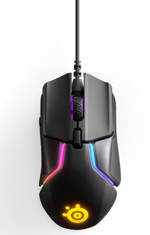 Steelseries Rival 600 Dual Sensor Gaming Mouse - PC Games